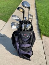 Golf Clubs and Bag in Naperville, Illinois