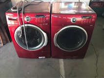 Front loading washer and dryer don't heat in 29 Palms, California