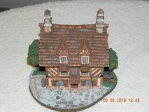 Disney Beauty and the Beast French Village Le Pub  Figurine (REDUCED PRICE) in Kingwood, Texas