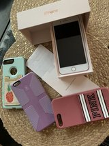 iPhone 7plus 256gb, Like NEW rose gold Sprint in Houston, Texas