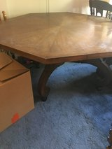 Octagon Game/Dinette Table in Elgin, Illinois