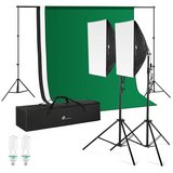 "Photography Softbox Lighting Kit and Neewer 18"" Smartphone Ring Light Kit in Fort Rucker, Alabama"