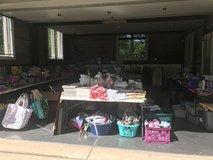 Garage sale Subdivision sale in Shorewood, Illinois