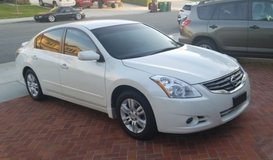 2012 nissan altima one owner in Camp Pendleton, California