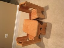 Doll Furniture - Table & Chairs, fits AMERICAN GIRL DOLLS in Naperville, Illinois