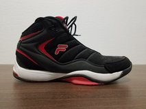 Fila size 12 in Fort Leonard Wood, Missouri