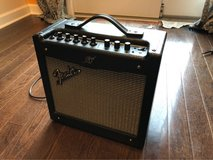 Fender mustang guitar amp in Westmont, Illinois
