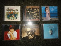 30 original CD's in very good - see five attached photographs at 16 megapixal in The Woodlands, Texas