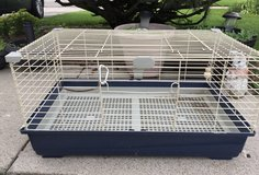 Rabbit / Guinea Pig Cage in Plainfield, Illinois