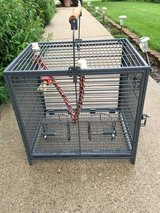 Large Parrot Bird Cage in Westmont, Illinois
