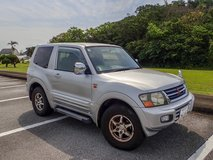 2000 Pajero Exceed in Okinawa, Japan