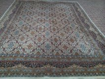 High quality large oriental rug hand-knotted Carpet 350 x 255 cm in Ramstein, Germany