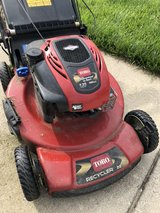 : ) Toro Personal Pace Mower w Bag in St. Charles, Illinois