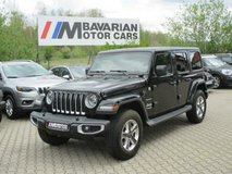 2018 Jeep Wrangler Unlimited Utility 4D Sahara 4WD in Ramstein, Germany