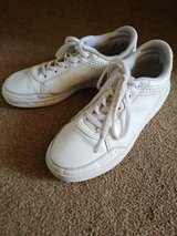 white Adidas size 2 in Lakenheath, UK