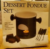 Fondue Set in Tomball, Texas
