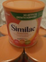 similac sensitive formula in Leesville, Louisiana