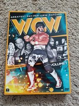WCW Best PPV Matches DVDs in Camp Lejeune, North Carolina