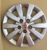 CLOCK - NISSAN HUBCAP WALL CLOCK in Chicago, Illinois