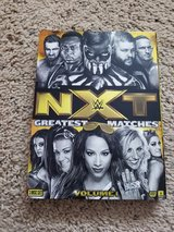 NXT Greatest Matches DVDs in Camp Lejeune, North Carolina