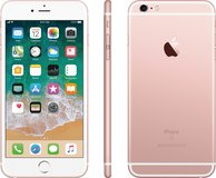 iPhone 6sPlus Rose Gold in Beaufort, South Carolina