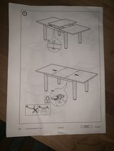 Ikea of Sweden Dining Room Table - $299 in 29 Palms, California