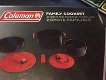 Camping cookset brand new in Morris, Illinois