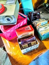 3 sets of antique viewmaster collection in Cherry Point, North Carolina