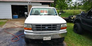 1997 Ford F-250 in Conroe, Texas