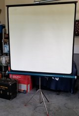 1950's Radiant Leader Projection Screen in Camp Lejeune, North Carolina