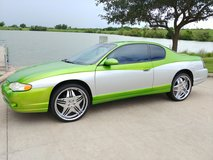 2005 Monte carlo (YouTube link) in Bellaire, Texas