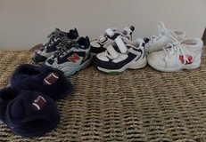 Size 4 Toddler Shoe Lot in Kingwood, Texas
