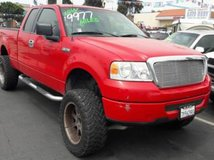 2006 FORD F150 SUPER CAB  LIFTED in Camp Pendleton, California
