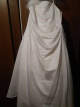 Wedding dress in Fort Leonard Wood, Missouri