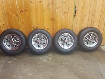 Set of 4 Custom Mustang Rims Classic Mustang in Fort Rucker, Alabama