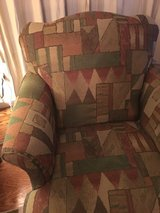 wing chair in Houston, Texas