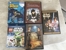 Assorted DVDs in Plainfield, Illinois