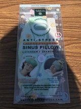 New! Anti-Stress Microwavable Sinus Pillow in Chicago, Illinois