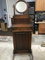 Dressing stand with mirror and drawer in Conroe, Texas