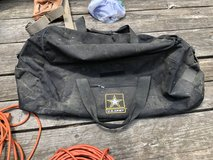 Army bag in Leesville, Louisiana