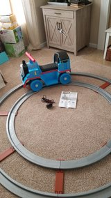 Power Wheels Thomas the Train with Track in Camp Lejeune, North Carolina