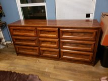 9 drawer dresser in Conroe, Texas