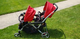 Contours Options LT Double Stroller in Shorewood, Illinois