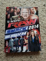 WWE RAW 2014 DVDs in Camp Lejeune, North Carolina