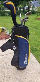 Golf set wilson in Chicago, Illinois