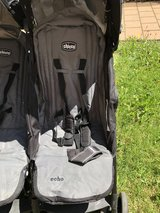 Chicco twins stroller in Grafenwoehr, GE