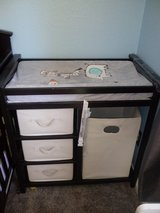 Changing table in San Diego, California