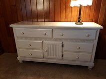 Dresser and headboard in Tinley Park, Illinois