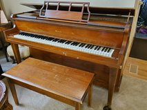 Starck Upright Piano in Shorewood, Illinois