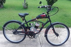 Motorized Bicycle new MoBike Black Max LE (Limited Edition)! in Houston, Texas